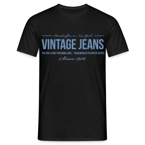 Vintage Jeans - Men's T-Shirt