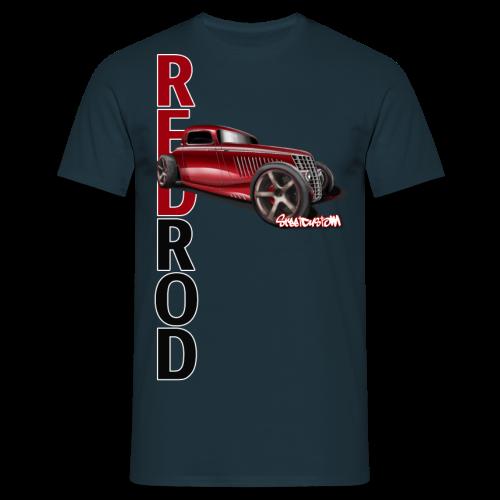 Redrod 2.4 StreetCustom - Männer T-Shirt