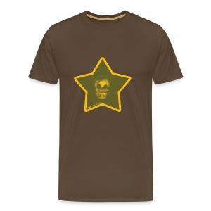 star skull - Men's Premium T-Shirt