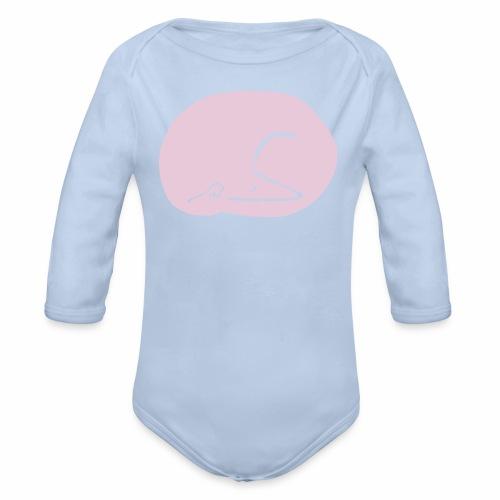 Uneksija - body - Vauvan pitkähihainen luomu-body