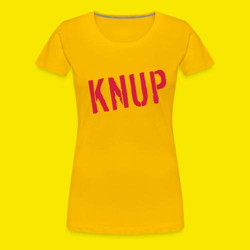 Einfach und schnörkelos - PunkSIE - Frauen Premium T-Shirt