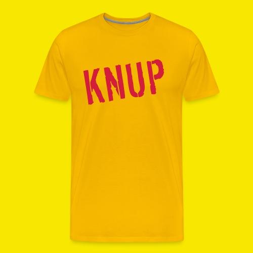 Einfach und schnörkelos - PunkER - Männer Premium T-Shirt