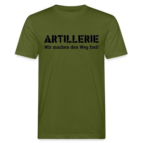 Wir machen den Weg frei... - Männer Bio-T-Shirt