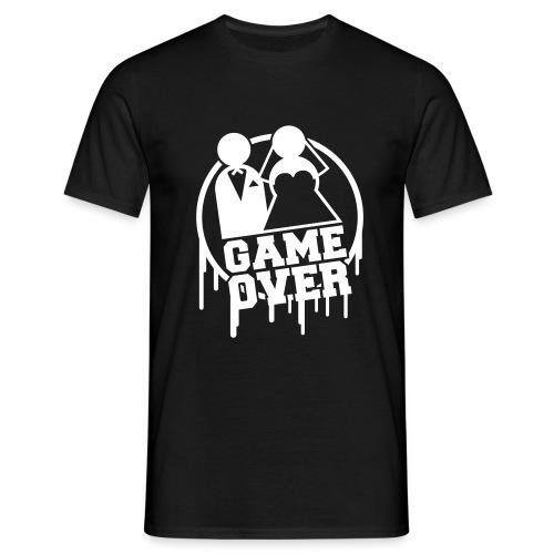 Game Over - Maglietta da uomo