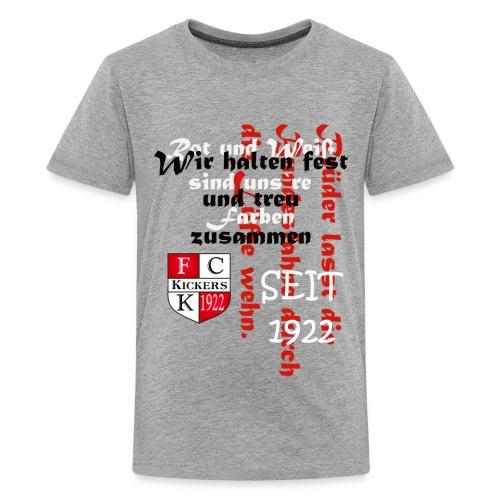 Hymne Teenager - Teenager Premium T-Shirt
