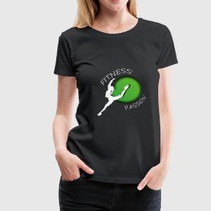 Fitness passion T-Shirts - Women's Premium T-Shirt