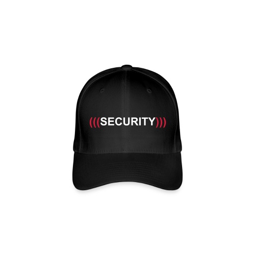 Security CAP II - Flexfit Baseballkappe
