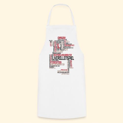 Kochschürze - LARP Textwolke - Kochschürze