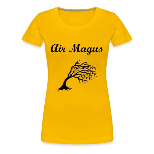 Air Magus - Women's Premium T-Shirt