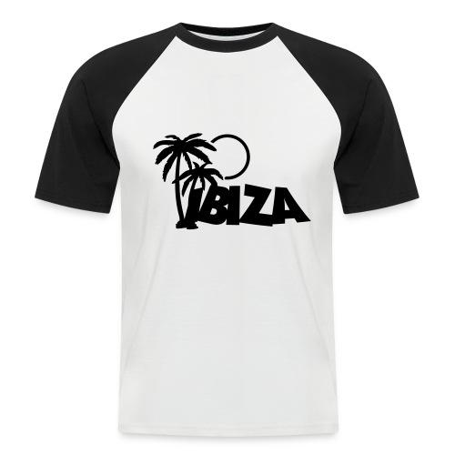 Ibiza Summer Dreams - Maglia da baseball a manica corta da uomo