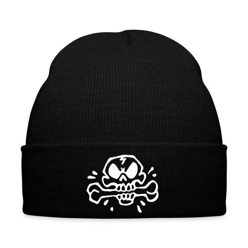 Skull eating Bone Beanie - Winter Hat