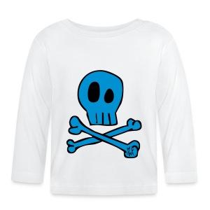 Little Skull McKoy  - Camiseta manga larga bebé