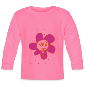 Little Flower McKoy - Camiseta manga larga bebé