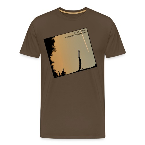 Back to Earth - Men's - Men's Premium T-Shirt