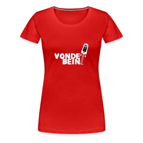 Standard t-skjorte kvinner - Premium T-skjorte for kvinner