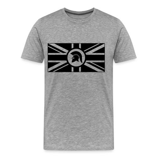 Ska Early Reggae Schwarz - Männer Premium T-Shirt