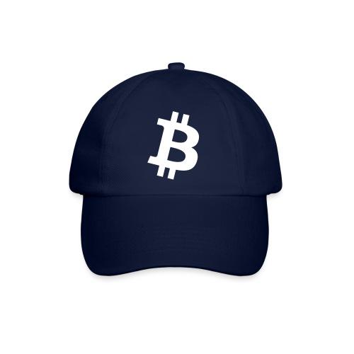 Bitcoin Cappy - Baseballkappe