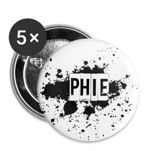 Badge Phie - Buttons small 25 mm