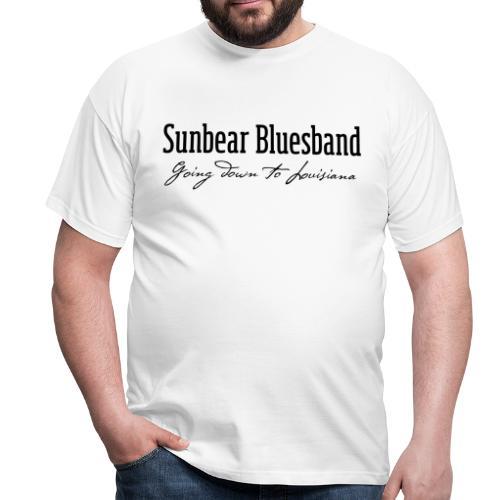 Sunbear Bluesband - Männer T-Shirt