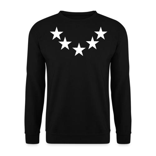 Mannen trui sterren - Mannen sweater