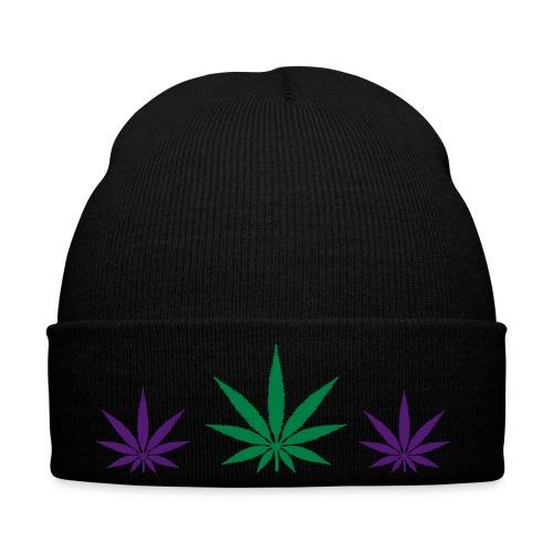 weed  - Bonnet d'hiver