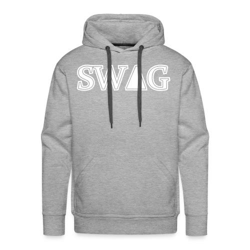 Swag Pullover - Männer Premium Hoodie