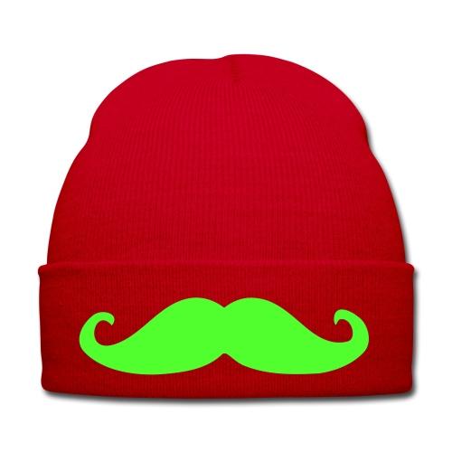 Cappellino baffi - Cappellino invernale