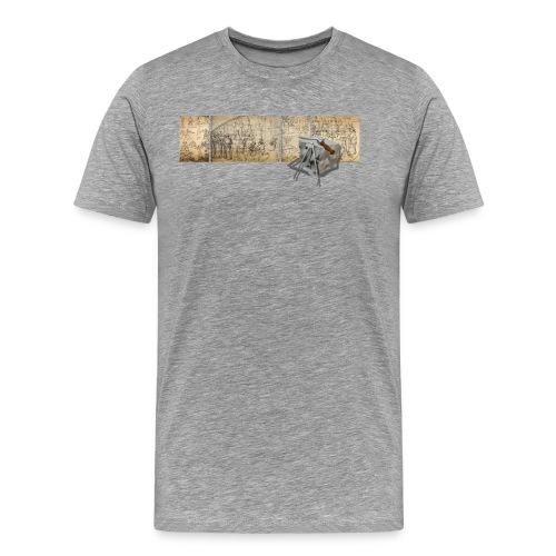 Pierre Brute / Tshirt - T-shirt Premium Homme