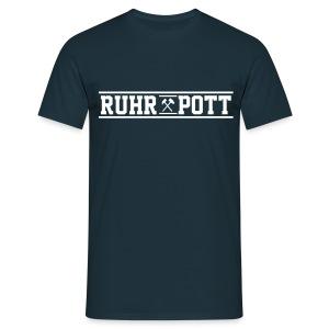 RUHR X POTT Shirt - Männer T-Shirt