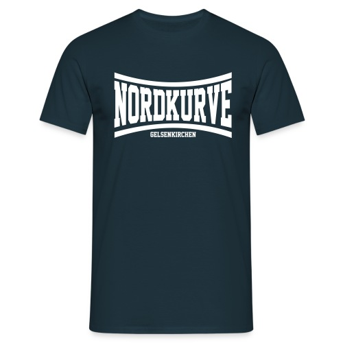 Shirt Nordkurve GE - Männer T-Shirt