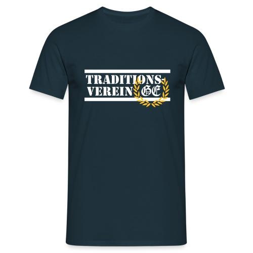 Shirt Traditionsverein - Männer T-Shirt