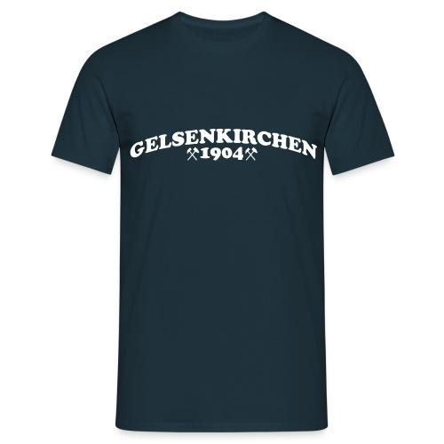 Shirt GE1904 mit Sing Loud Rückendruck - Männer T-Shirt