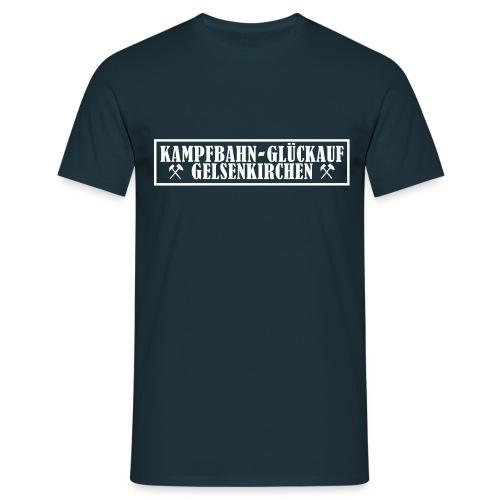 Kampfbahn Glückauf Shirt - Männer T-Shirt