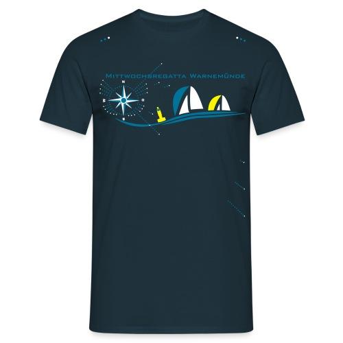 Männer T-Shirt - Mittwochsregatta - Männer T-Shirt