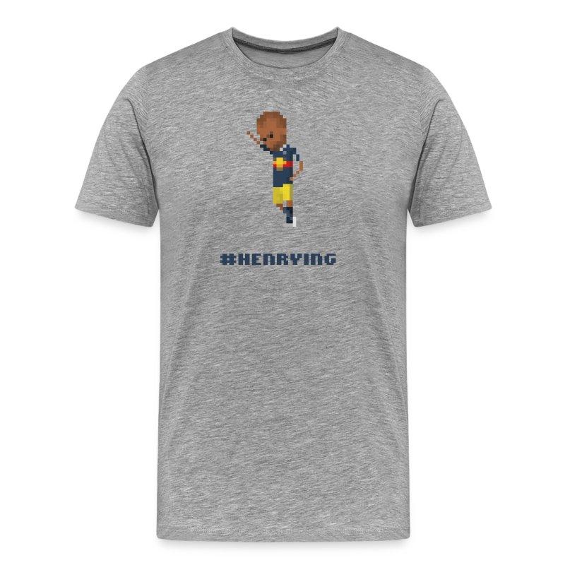 Men T-Shirt - #Henrying - Men's Premium T-Shirt
