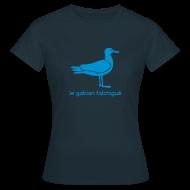 Tee shirts ~ Tee shirt Femme ~ Le Gabian Fatchigué
