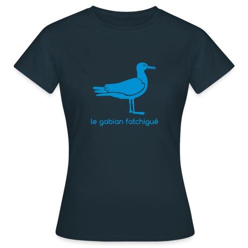 Le Gabian Fatchigué - T-shirt Femme