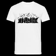 T-Shirts ~ Männer T-Shirt ~ Simon Knight Logo T-Shirt