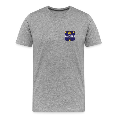Raiders Regular Mens T - Men's Premium T-Shirt