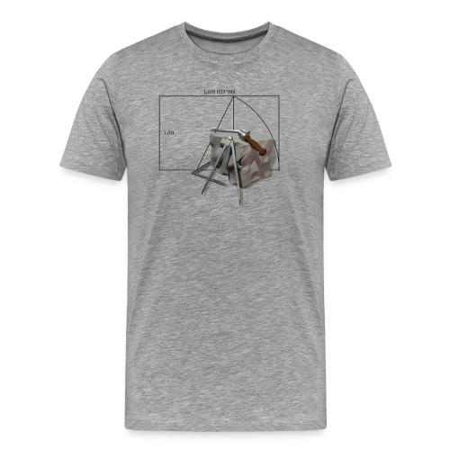 Nombre d'Or / Tshirt - T-shirt Premium Homme