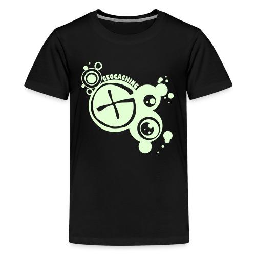Phantasy - glow in the dark - Teenager Premium T-Shirt