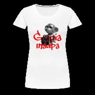 T-Shirts ~ Women's Premium T-Shirt ~ Gupia maupa 1