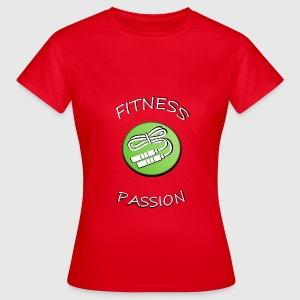 Fitness passion T-Shirts - Women's T-Shirt