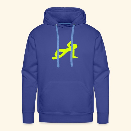 soulard - Sweat-shirt à capuche Premium pour hommes