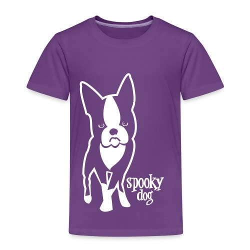 spooky dog [02] - Kids' Premium T-Shirt