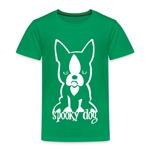 spooky dog [01] - Kids' Premium T-Shirt