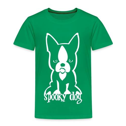 spooky dog [01] - Kids' Premium T-Shirt
