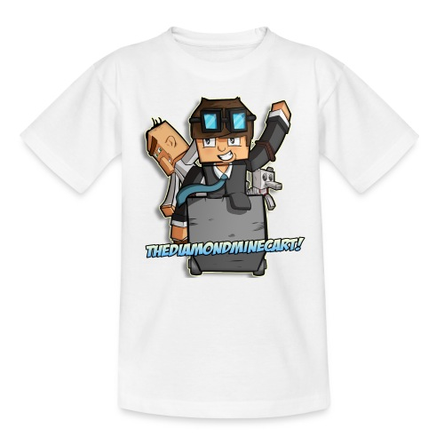 KIDS - TeamTDM T-Shirt - Teenage T-Shirt
