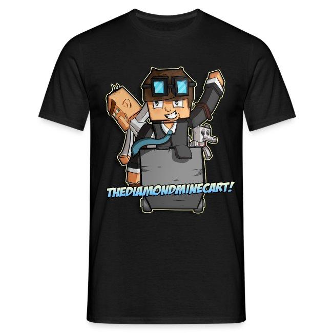 """MENS - """"TeamTDM"""" T-Shirt"""
