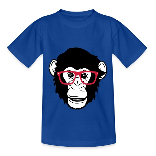 Monkey Geek - Teenager T-shirt